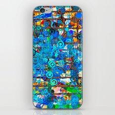 JT (Goldberg Variations #29) iPhone & iPod Skin