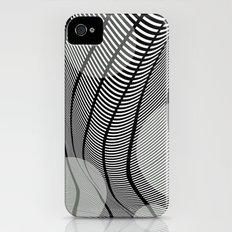 Mid-Century Mod iPhone (4, 4s) Slim Case