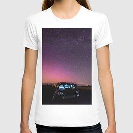 Nocturnal Subaru T-shirt
