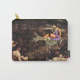 Us and the Animals Carry-All Pouch