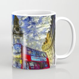 Vincent Van Gogh London Coffee Mug