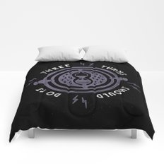 Three Turns Comforters