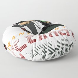ULTIMATE SURVIVOR Floor Pillow