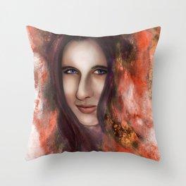 BRIT Throw Pillow
