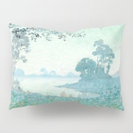 Charles Guilloux - Le Lac - The Lake Pillow Sham