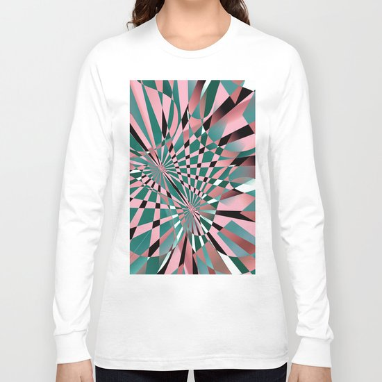 lost in reflections Long Sleeve T-shirt