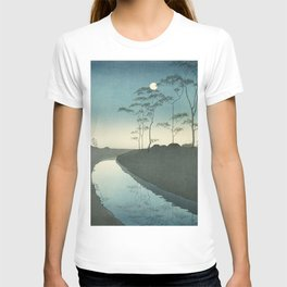 Silent Forest at Night T-shirt