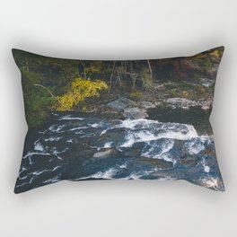 Fall Creek Rectangular Pillow