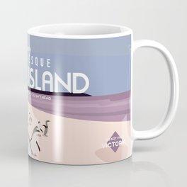 Do Not Visit Phillip Island Coffee Mug