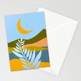 Ojai Nightscape Stationery Cards
