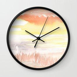 Heron's Head Wall Clock