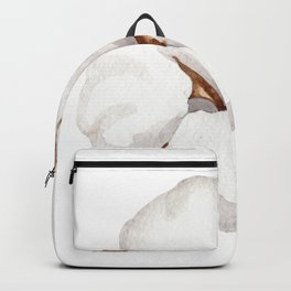 Cotton Flower 02 Backpack