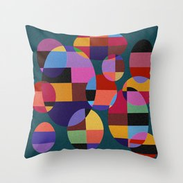Abstract #92 Throw Pillow
