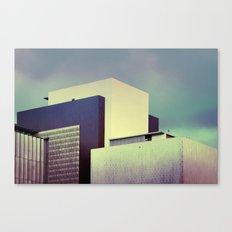 Brutalist Buildings - Los Angeles #46 Canvas Print