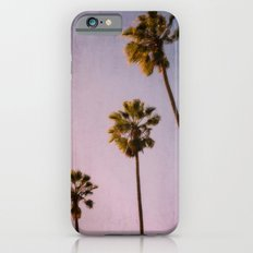 Pink Palms Slim Case iPhone 6s