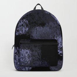 Blue lights Backpack