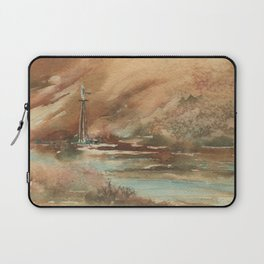 Water Rights Laptop Sleeve