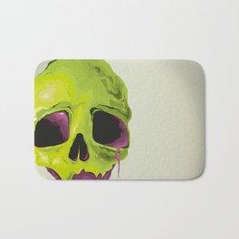 Liquid Skull Bath Mat