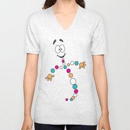 Mr. DNA 2 Unisex V-Neck
