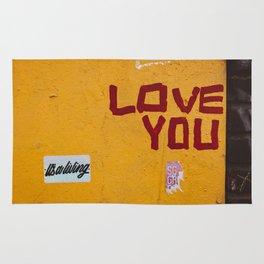 Love You, New York II Rug