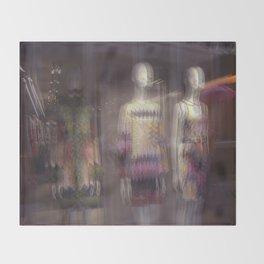 mannequins Throw Blanket