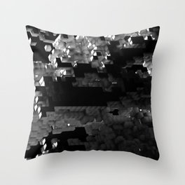 Cellular Automata 01 Throw Pillow