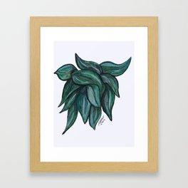 Art Doodle No. 8 Framed Art Print