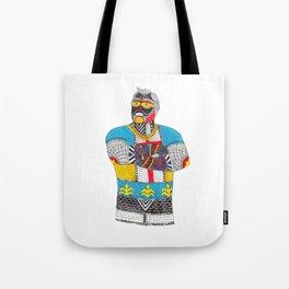STRONG MAN Tote Bag