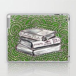 Book Drawing Meditation (artistic)  Laptop & iPad Skin