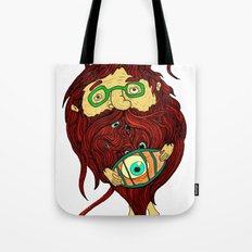 Ginger Toy Tote Bag