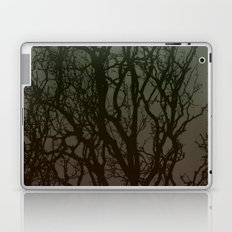 Ombre branches Laptop & iPad Skin