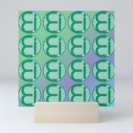 "AUTHOR'S PROJECT ""MI-LO-FO"" by Victoria Deregus Mini Art Print"
