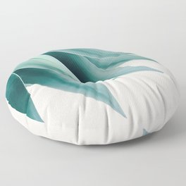 Agave flare Floor Pillow