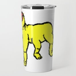 leg horse Travel Mug