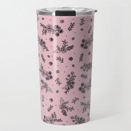 Flowerista Travel Mug