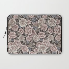 Flowers & Swallows Laptop Sleeve