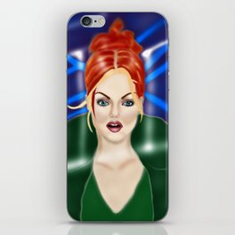 """2 Become 1 """"Ginger Spice"""" iPhone Skin"""
