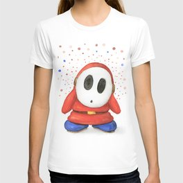 Confused Shy Guy T-shirt