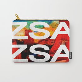Zsa Zsa (for Craig) Carry-All Pouch