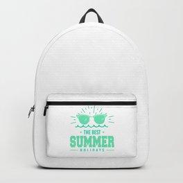 The Best Summer Holidays gr Backpack