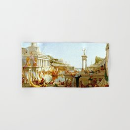 Cole Thomas The Consummation The Course of the Empire Hand & Bath Towel