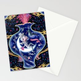 The Aquarius Stationery Cards