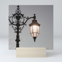 Victorian Lantern Mini Art Print