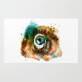 Fear Eye Rug