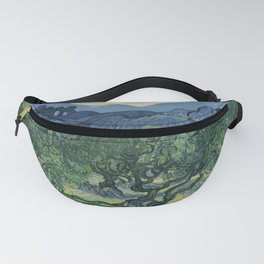 The Olive Trees Fanny Pack