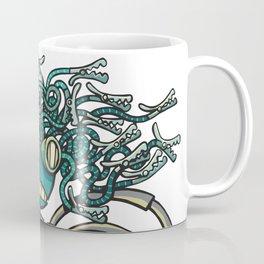 Robot Gorgon Coffee Mug