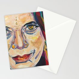 Fille Du Feu Stationery Cards
