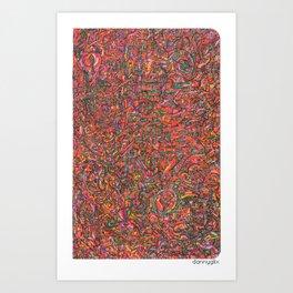 c20h25n3o Art Print