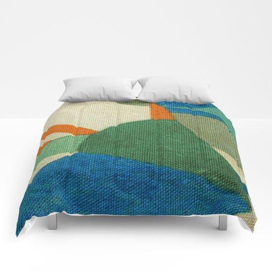 Caprichoso (Parintins - Brasil) Comforters