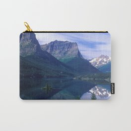 Montana Mountains Carry-All Pouch